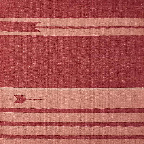 Brentwood Rug, Red/Natural