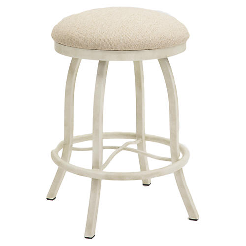 Atlanta Counter Stool, Beige