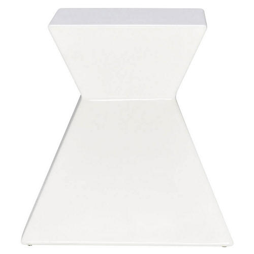 Ditto Stool, White