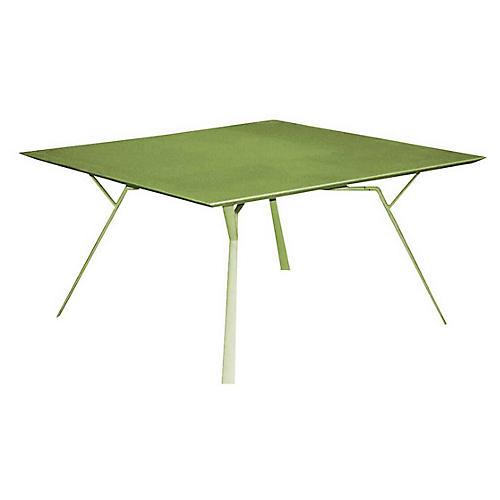 Radice Dining Table, Green