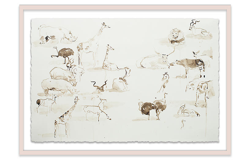 Mary H. Case, Animal Kingdom