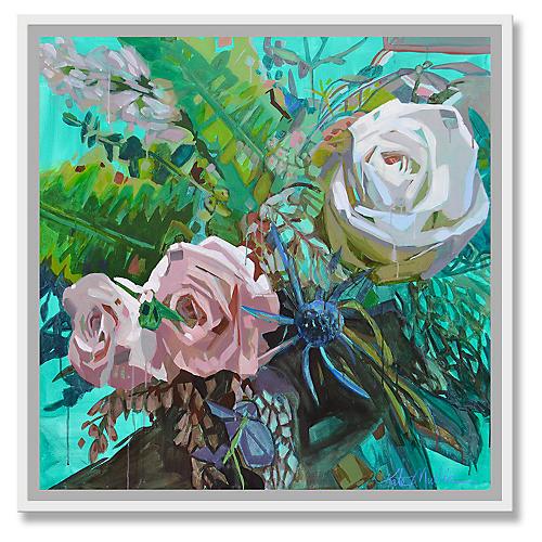 Kate Mullin, Abstract Burst
