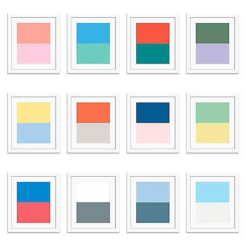 Pencil & Paper Co., Color Studies S/12