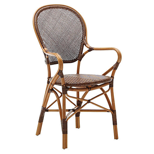 Rossini Bistro Armchair, Cherry