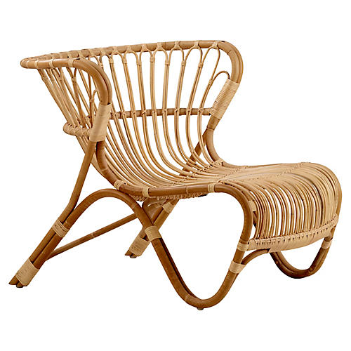 Fox Chair, Natural