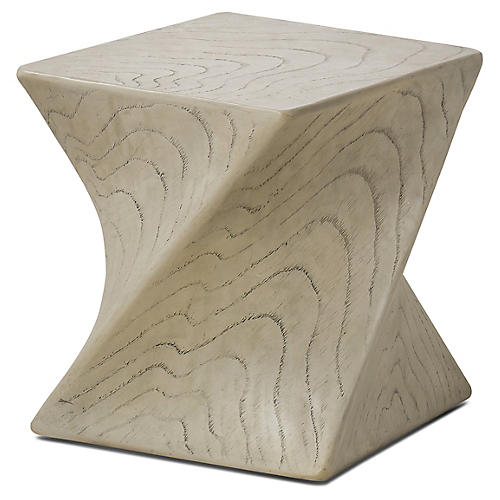 Marco Side Table, Natural