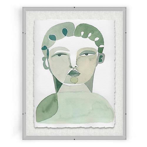 Hayley Mitchell, Lou II Acrylic Box