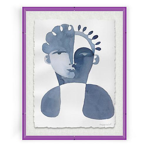Hayley Mitchell, Claudine Acrylic Box