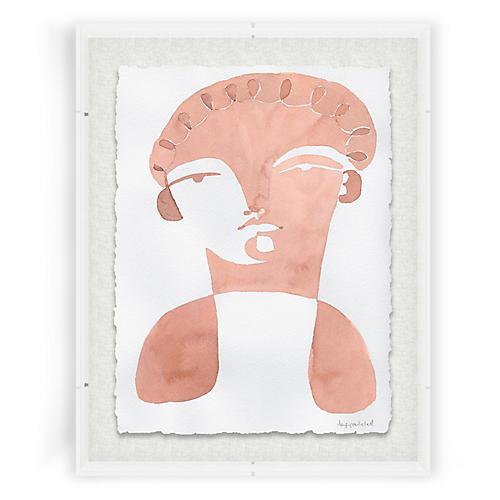 Hayley Mitchell, Geoffori Acrylic Box