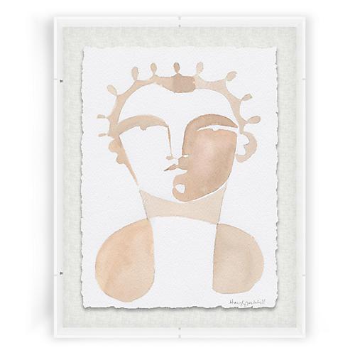 Hayley Mitchell, Hervé Acrylic Box