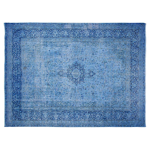 "7'10""x10'7"" Jefferson Rug, Blue"