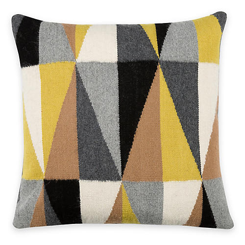 Harmoni 18x18 Pillow, Citrus