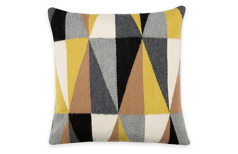 Harmoni 18x18 Pillow, Citrus