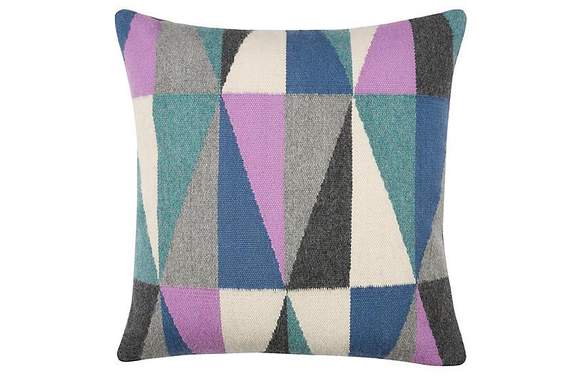 Harmoni 18x18 Pillow, Lilac