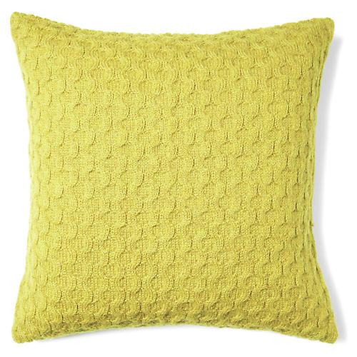 Theo 16x16 Pillow, Citrus
