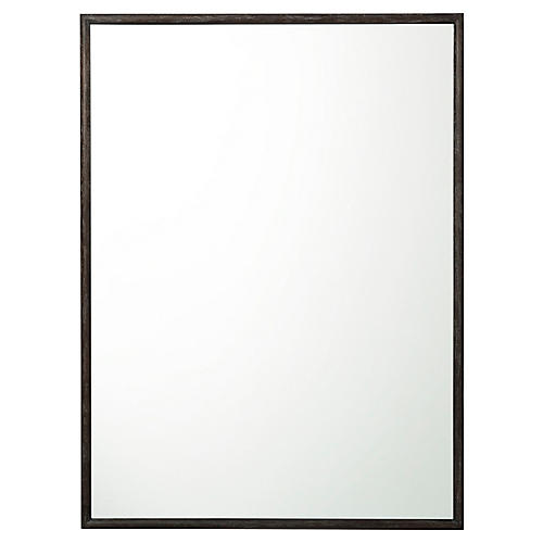 Bardot Wall Mirror, Black