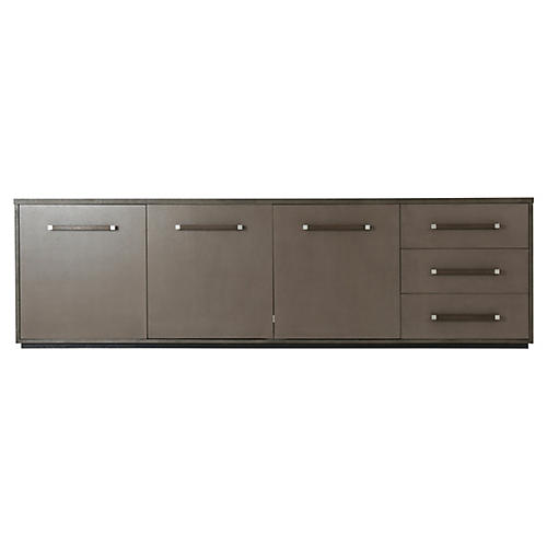 Williamson Media Console, Anise