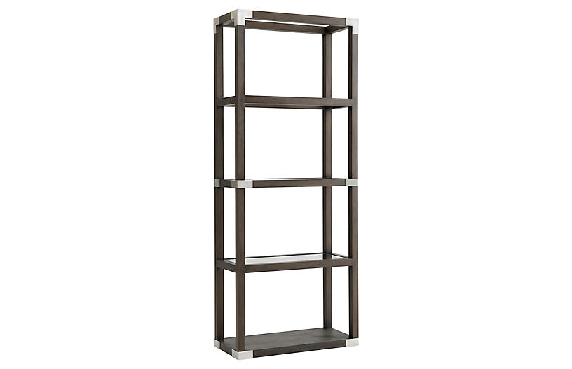 Ta Studio Drewry Etagere Anise One Kings Lane