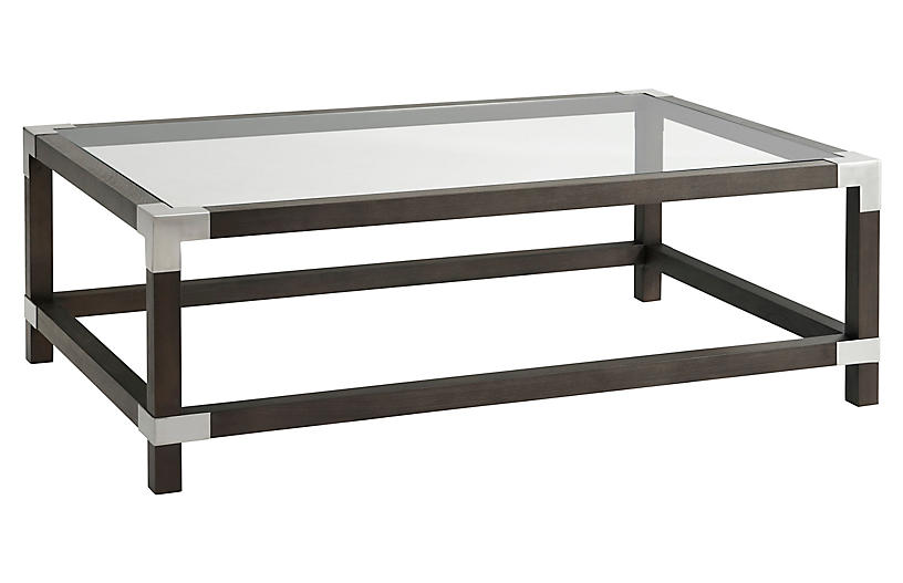 Boulevard Coffee Table, Anise