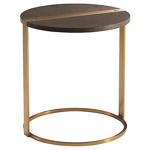 Carson Side Table, Cardamon