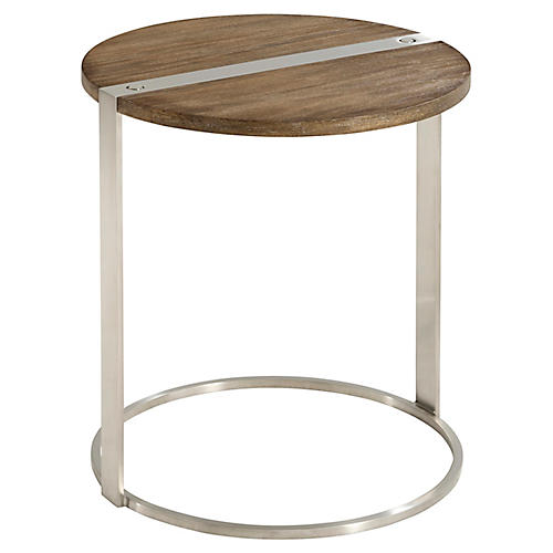 Aria Side Table, Natural
