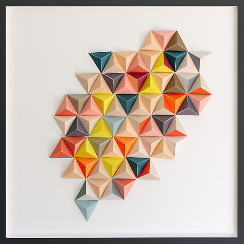 Dawn Wolfe, Origami Abstract