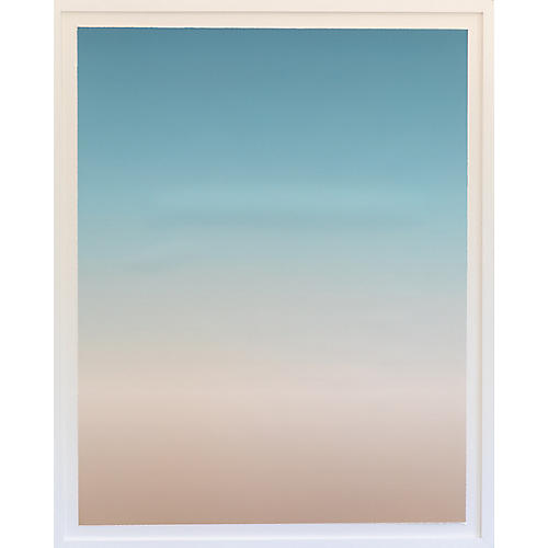 Dawn Wolfe, Seaside Ombré-White