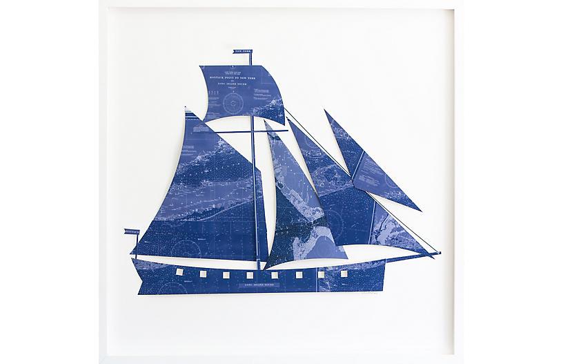 Dawn Wolfe, Montauk Ship