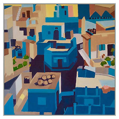 Toni Silber-Delerive, Blue City Jodhpur