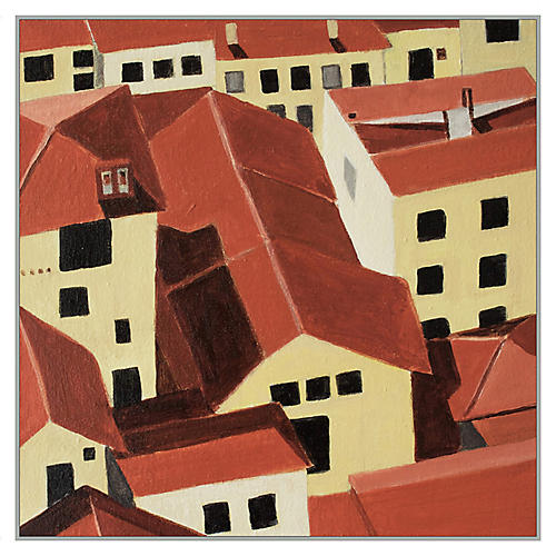 Toni Silber-Delerive, Florence Rooftops
