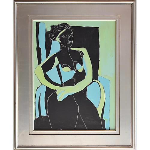 Anne Darby Parker, Emerald
