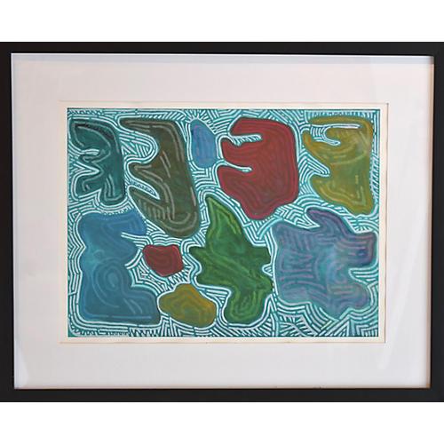 Linda Elksnin, Aqua Maze