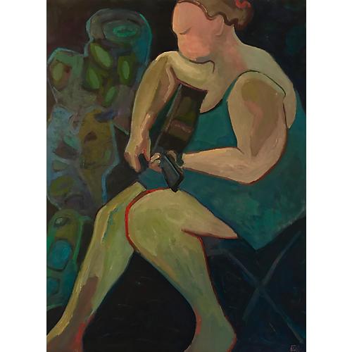Lynne Hamontree, Blue Garden