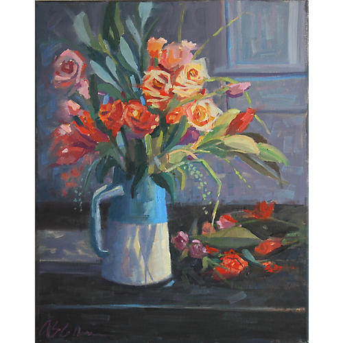 Susie Callahan, Flowers for Andrea