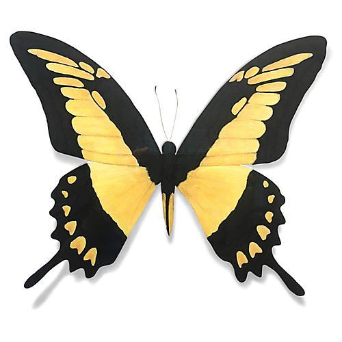 Richard Bowers, Butterfly Study 4