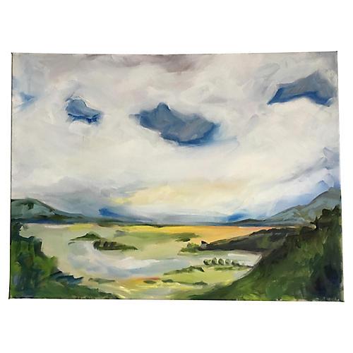 Susie Elder, View of the Valley