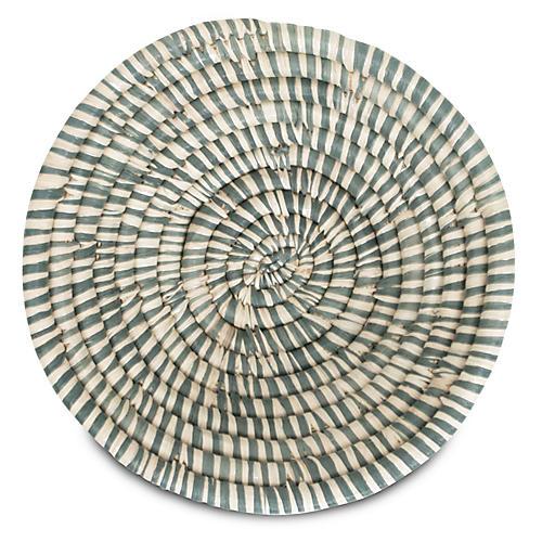 "6"" Majani Petite Decorative Bowl, Heathered Slate"