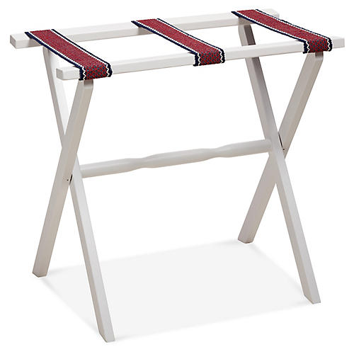 Parker Luggage Rack, Americana