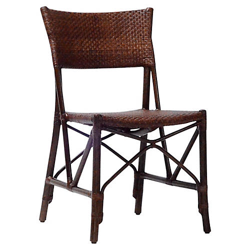 Panini Side Chair, Coriander