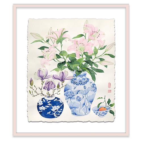 Gabby Malpas, Lilies & Magnolias