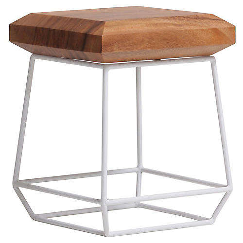 Calistoga Side Table, Natural