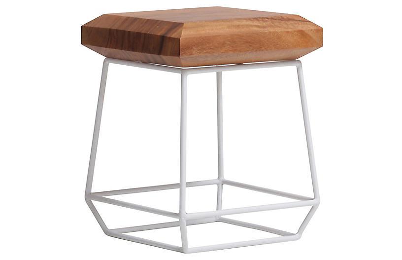 Calistoga Side Table, Natural
