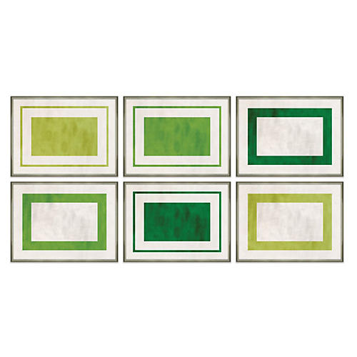 Tobi Fairley, Moments In Green Set
