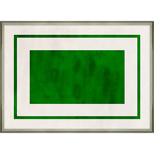 Tobi Fairley, Moments In Green
