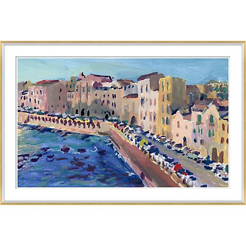 Blaire Pessemier, Côte d'Azur