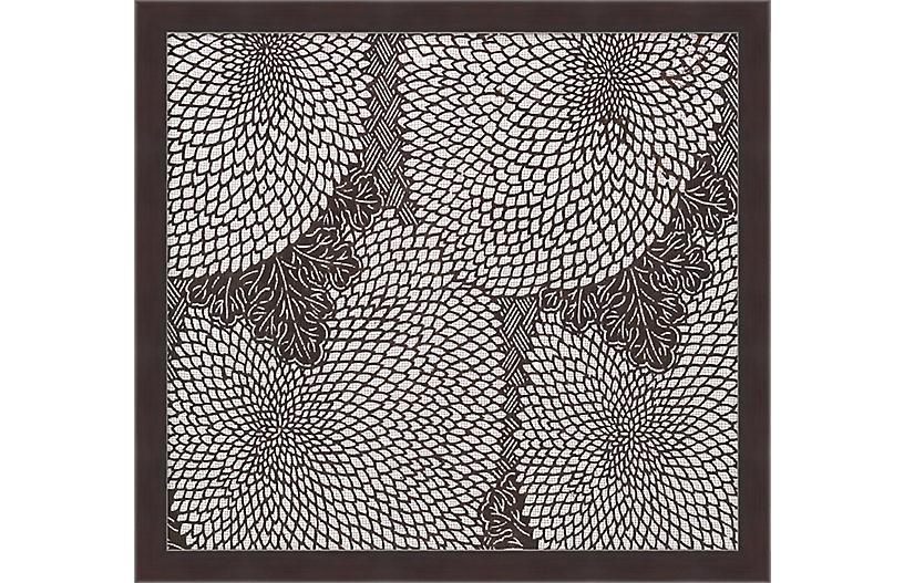 Chrysanthemum Abstract I