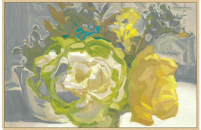 Farmers Market Flowers IV