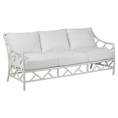 Kit Sofa, White
