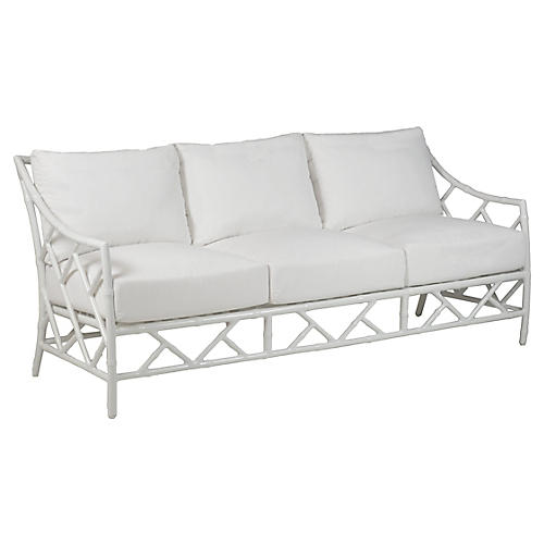 Kit Sofa, White