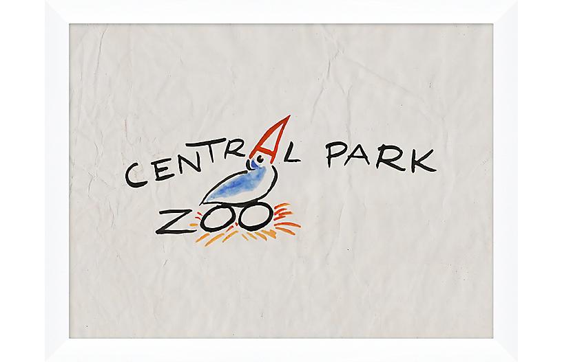 Central Park Zoo Bird